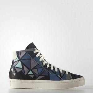 Adidas Originals Women's CourtVantage Mid Shoes
